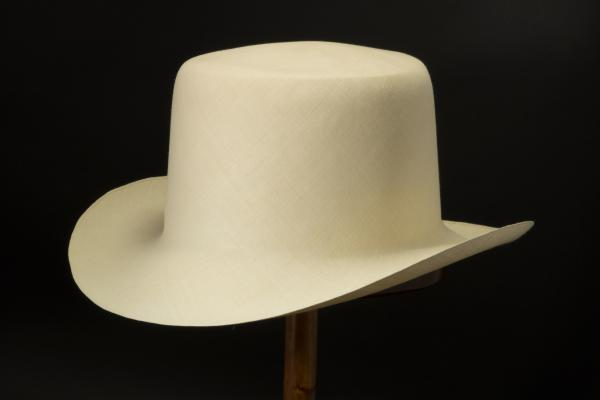This Panama hat woven by Simon Espinal may be the finest one ever made.