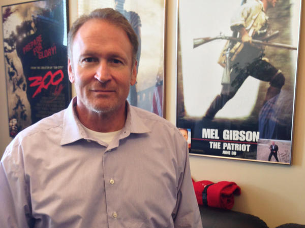 State Sen. Mark Madsen, in his office at the Utah State Capitol. A Republican with a libertarian bent, he sees excessive use of police tactical teams as a threat to personal freedoms.