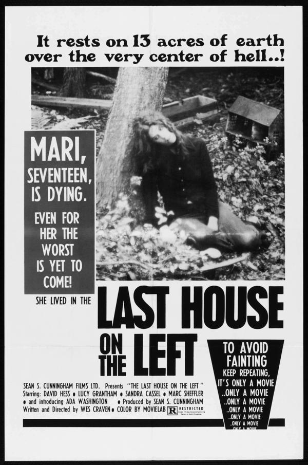 Craven based his first movie, 1972's <em>The </em><em>Last House on the Left</em>, on an Ingmar Bergman film.