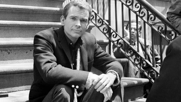 Actor Dean Jones, seen here in 1966, died Tuesday at age 84. Jones starred in 10 Disney films, including <em>That Darn Cat!</em>