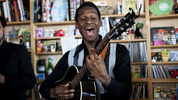 Tiny Desk Concert with Leon Bridges