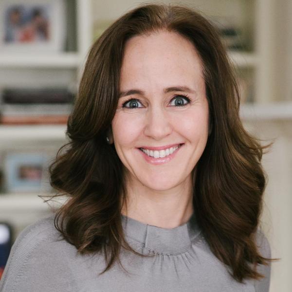 Author Dana Suskind
