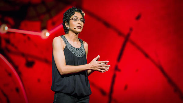 "Abha Dawesar talks about the ""digital now"" at TED."