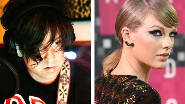 Ryan Adams' latest release is a song-for-song cover of Taylor Swift's <em>1989</em> album.