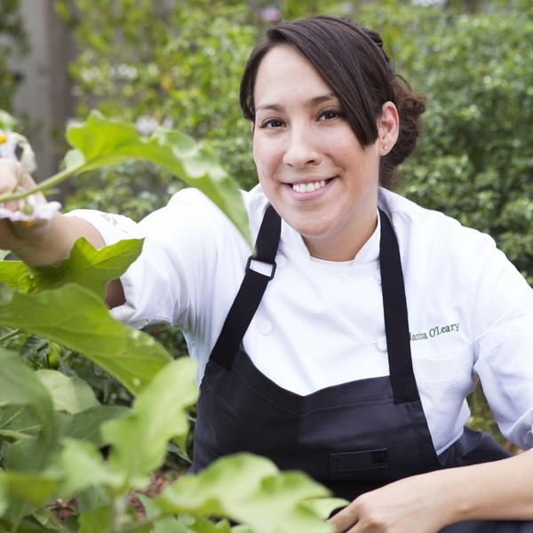 Executive pastry chef Janina O'Leary says the gender politics of kitchens are rapidly changing.