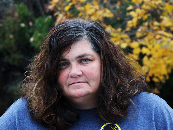 "Jayne Fuentes is one of three plaintiffs in a lawsuit accusing Benton County of having ""modern-day debtors' prisons."""