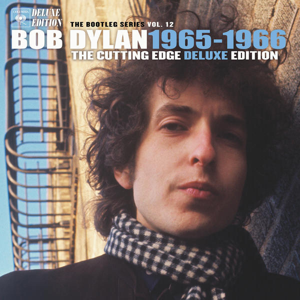 Cover art for <em>The Cutting Edge 1965-1966: The Bootleg Series Vol. 12</em>.