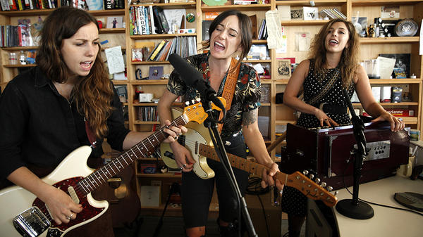 Tiny Desk Concert with The Wild Reeds