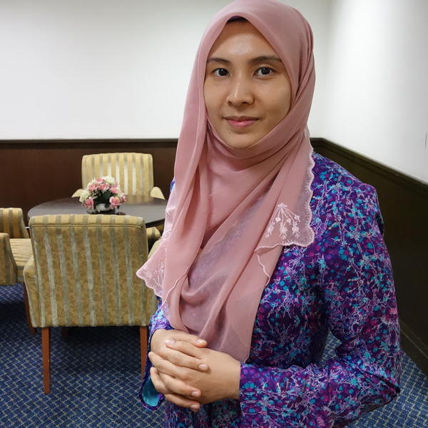 Nurul Izzah Anwar, a Malaysian lawmaker and an outspoken critic of Prime Minister Najib.