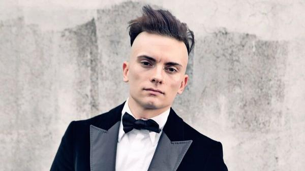 Organist Cameron Carpenter is a composer and performer who plays everything from Bach to pop.
