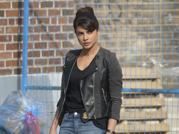 Priyanka Chopra plays Alex Parrish in ABC's <em>Quantico.</em>