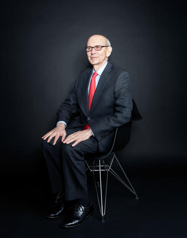 Justice Breyer.