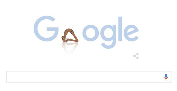 Google pays tribute to yoga master Bellur Krishnamachar Sundararaja Iyengar.