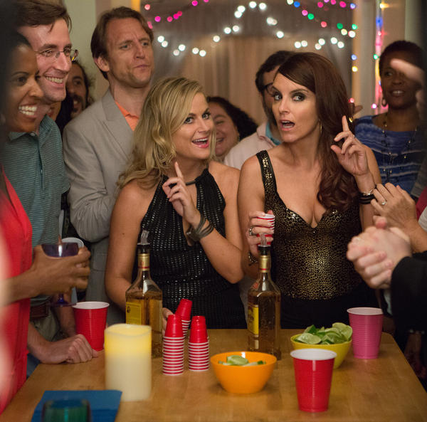 In <em>Sisters, </em>Amy Poehler and Tina Fey come home to clean out their childhood bedroom before the family house is sold. They decide to throw one last party for their high school classmates.