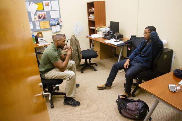 Rhys Hall talks with Jason Nichols, a professor of African American Studies at the University of Maryland.