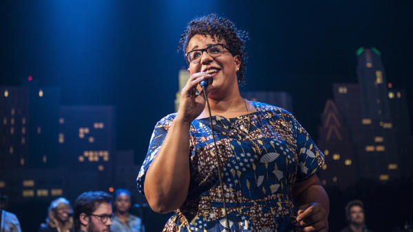 Alabama Shakes perform live for Austin City Limits.