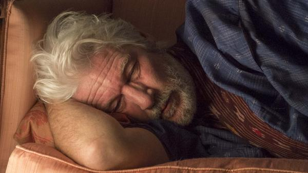 Richard Gere in a scene from <em>The Benefator</em>.