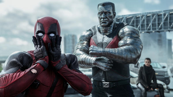 It's sort of a relief to report that Ryan Reynolds is finally coming into his own, superhero-wise, in <em>Deadpool. </em>