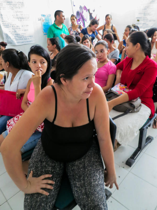 """When Jenny Tolosa, 23, found out she was pregnant, her first thought was: """"I think I had Zika last December!"""""""