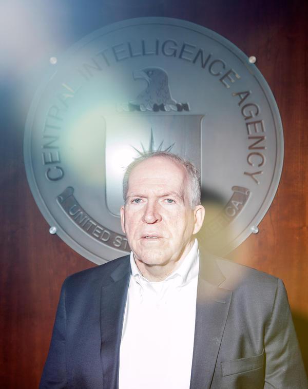 CIA director John Brennan.