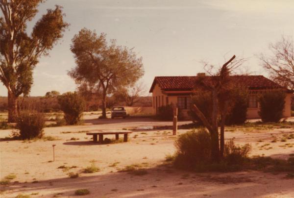 Sanchez's dorm at Treehaven.