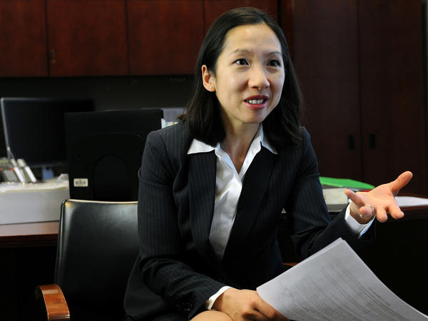 Dr. Leana Wen, the Baltimore City health commissioner, is working to match addiction treatment with demand.