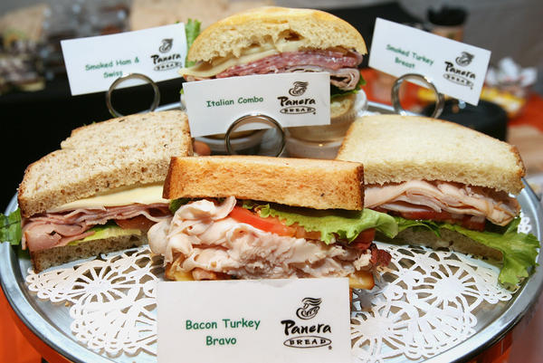 A New York judge has ruled that items like Panera's Bacon Turkey Bravo Sandwich on Tomato Basil bread, which contains 2,850 milligrams of sodium, require a warning label.