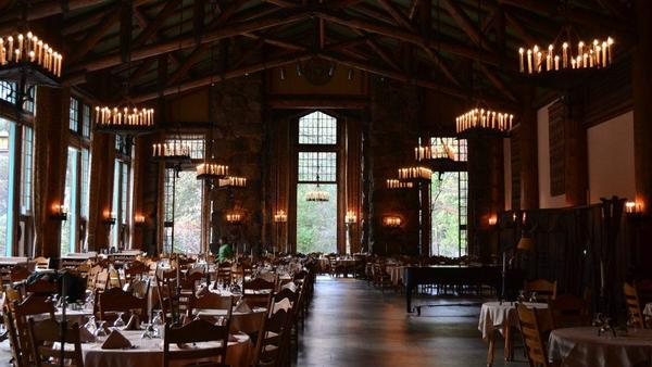 The historic Ahwahnee Hotel in Yosemite Valley is now being called the Majestic Yosemite Hotel as a result of a trademark dispute.
