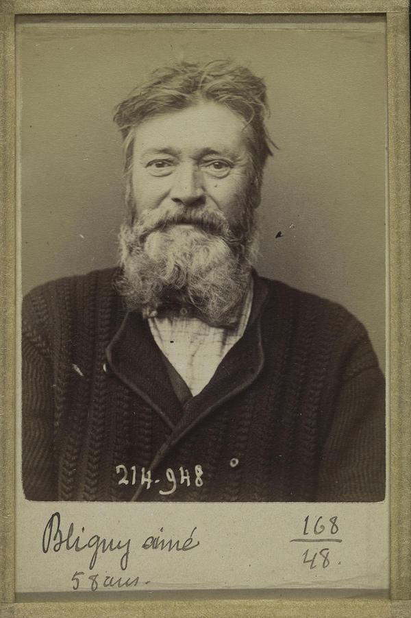 André Eugène Bligny, 58 (1894)