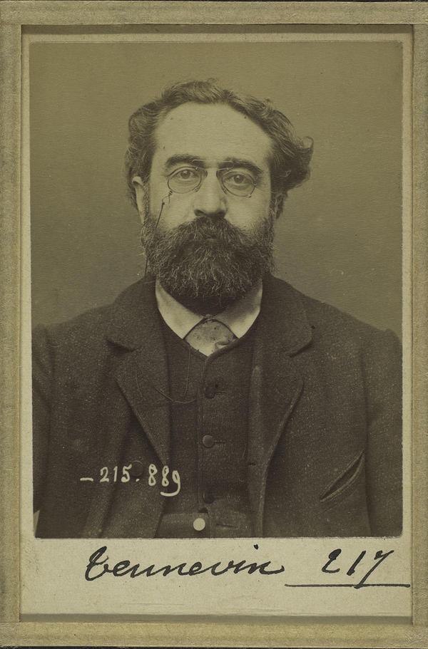 Alexandre Tennevin, 48 (1894)