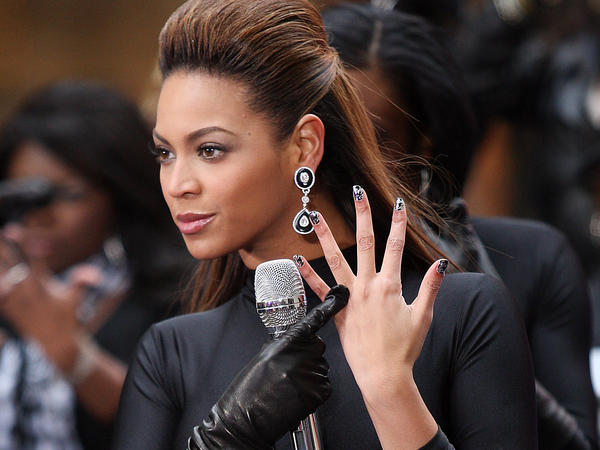 Yeah, she's married, but thanks to that one little song, Beyonce will forever be associated with single ladies.
