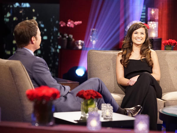 """Caila Quinn shares the details of her disappointment on the March 7 """"The Women Tell All"""" follow-up to ABC's <em>The Bachelor. </em>Some fans are rooting for her to be named the new lead of <em>The Bachelorette </em>on Monday night."""