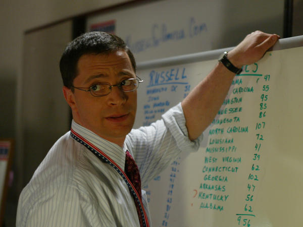 Joshua Malina played Will Bailey on <em>The West Wing</em>.