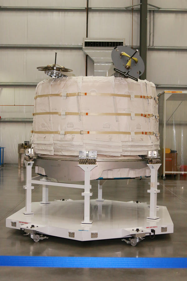 NASA wanted extra room that could be transported to space in compact form and expanded upon arrival.