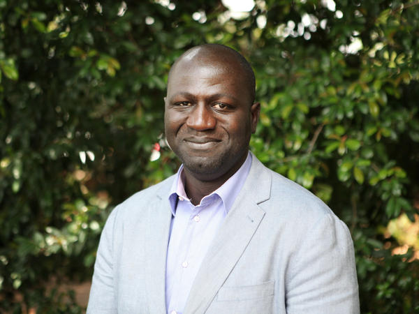 """Economist Carl Manlan is the executive secretary at the Africa Against Ebola Solidarity Trust. He was named a <a href=""""http://mo.ibrahim.foundation/news/2016/ibrahim-fellow-carl-manlan-joins-new-voices-fellows/"""">2016 Aspen Institute New Voices Fellow</a>.<a href=""""http://www.africaagainstebola.org/""""></a>"""