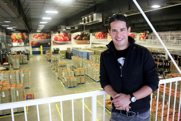 Paul Mastronardi, CEO of Mastronardi Produce.