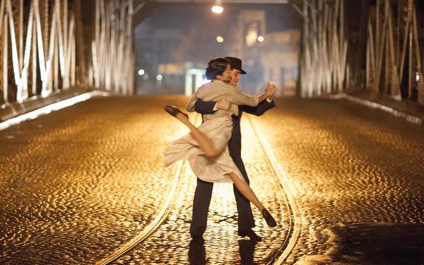 Ayelén Álvarez Miño and Juan Malizia in <em>Our Last Tango</em>.