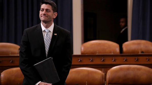 Speaker of the House Paul Ryan delivered remarks on the state of American politics last month.