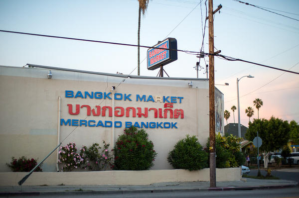 Opened in 1972, Bangkok Market was the first Thai food grocer in Los Angeles. It became a de facto community center and a magnet for both Asian immigrants and chefs looking for rare ingredients.
