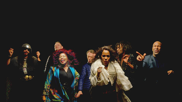 """The production duo FOMO enlisted Chaka Khan and her two siblings, Taka Boom and Mark Stevens, for """"House of Love."""""""