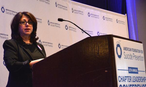Dr. Jill Harkavy-Friedman