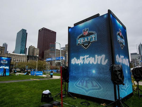 The 2016 NFL draft kicks off in Chicago on Thursday.