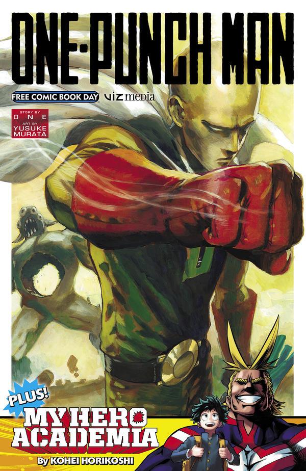 <em>One-Punch Man/My Hero Academia</em>