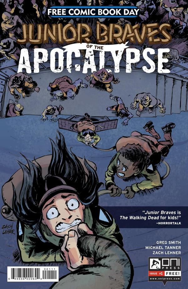 <em>Junior Braves of the Apocalypse</em>