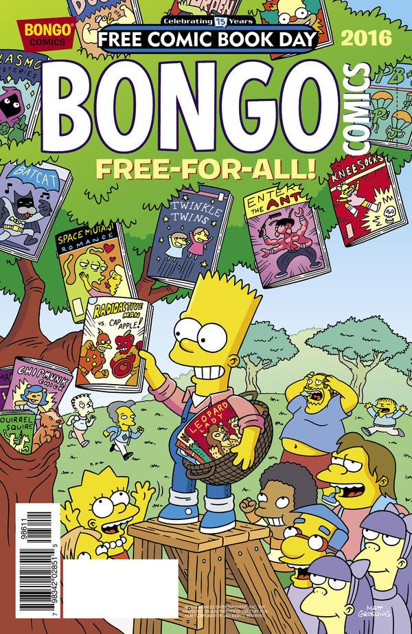 <em>Bongo Free-For-All</em>