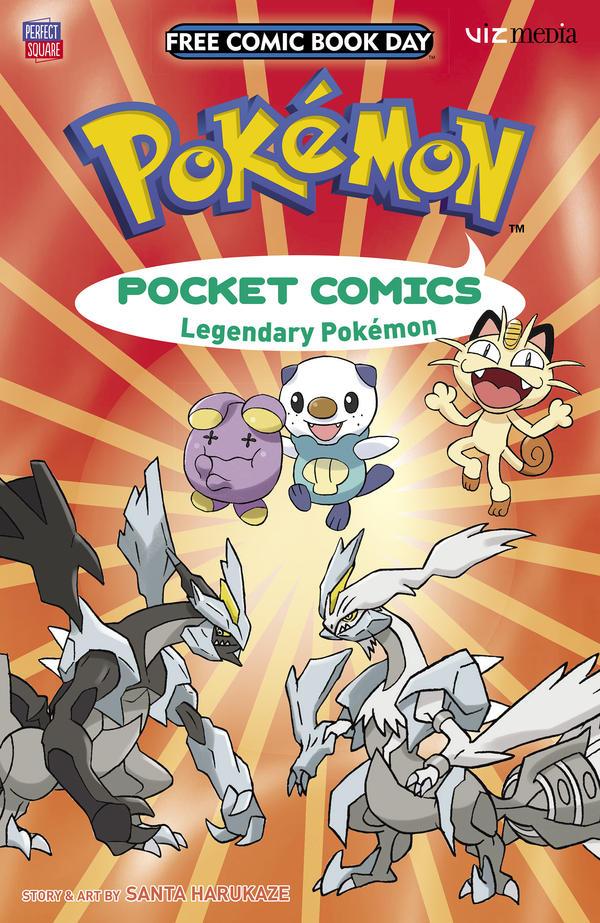 <em>Pokemon Pocket Comics</em>