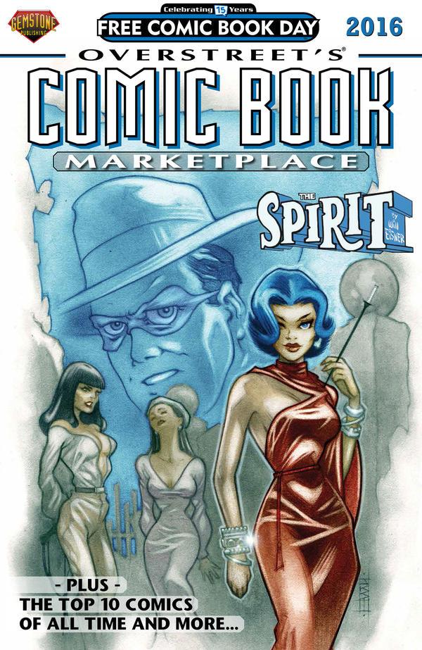 <em>Overstreet's Comic Book Marketplace</em>
