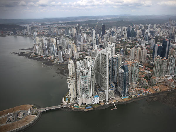 Panama's economy, expected to grow by 6 percent this year, is a bright spot in Latin America. Many Panamanians believe their country has been unfairly tarnished by the Panama Papers revelations.