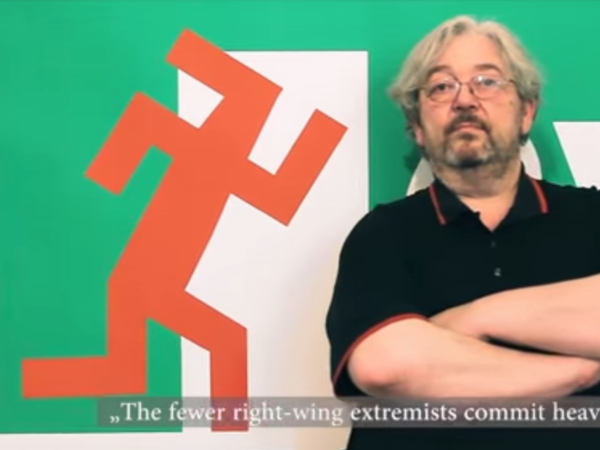 A video produced by Exit-Deutschland describes the work it does to de-radicalize neo-Nazis. Hayat Germany is trying to use similar techniques to help Germans who may be radicalized by groups like the Islamic State.