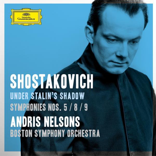 <em>Shostakovich Under Stalin's Shadow: Symphonies Nos. 5, 8 & 9.</em>